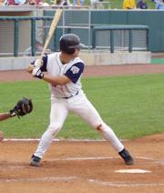 Mike Napoli (2001-02)